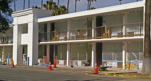 <p>The former Holiday Inn has changed its name to The Goodland and undergone major renovations under new owners.</p>