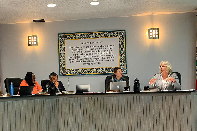 Santa Barbara School Board Approves Budget, Projects $10