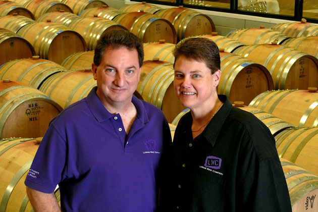 <p>Siblings Brian and Kimberly Loring of Loring Wine Co. are opening a new tasting room, through a partnership with Peter Cargasacchi, at 420 E. Highway 246 in Buellton.</p>