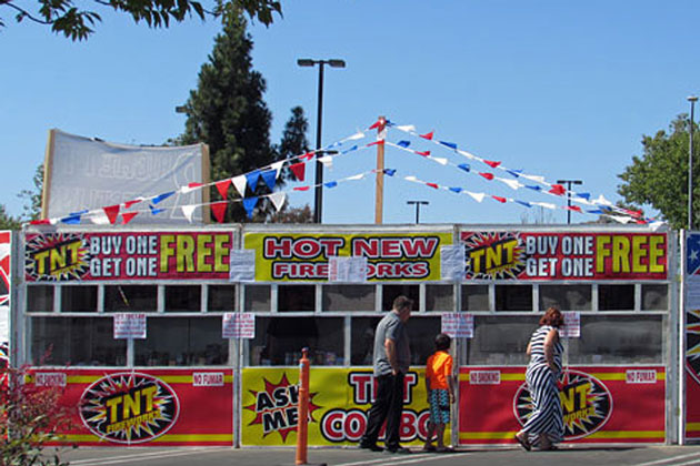 Fees for nonprofit groups selling 'safe and sane' fireworks in Santa Maria are increasing from $183 to $500.