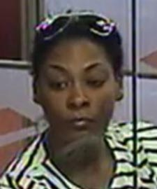 Suspect in check-cashing scam.