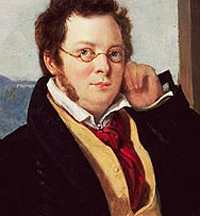 Franz Schubert was more at home in a friend's salon than in the concert hall.