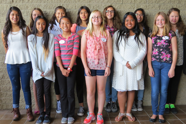 seventh grade girls to embark on tech trek science camp at ucsb