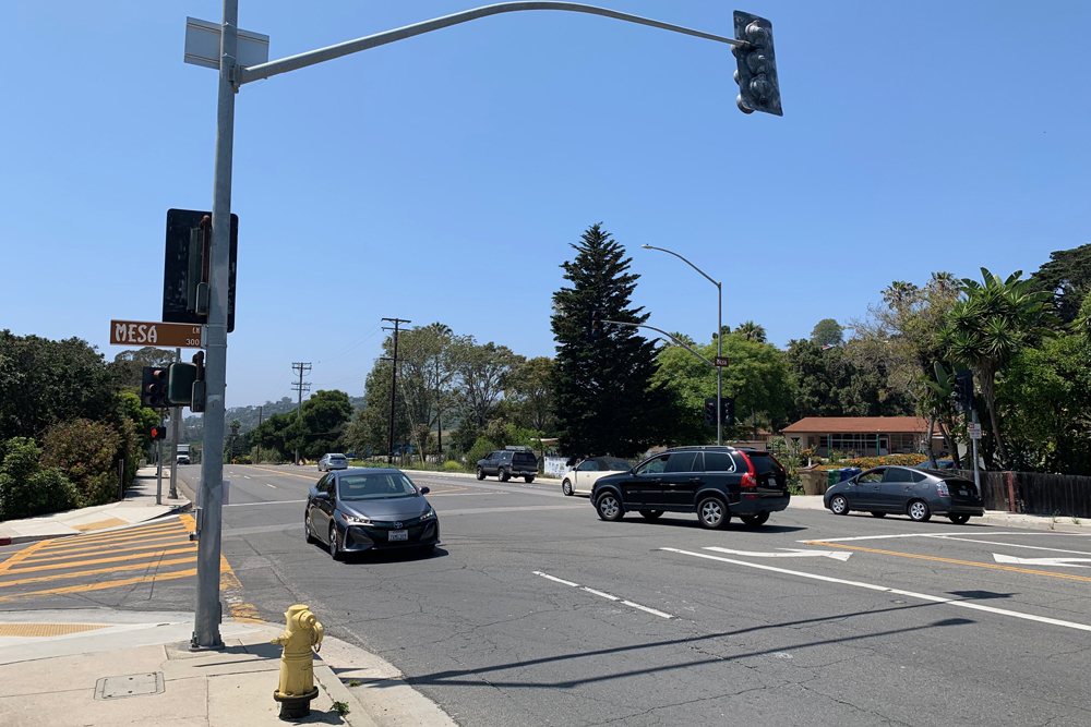 Roundabouts, Crosswalks, Bike Paths in the Works for Santa