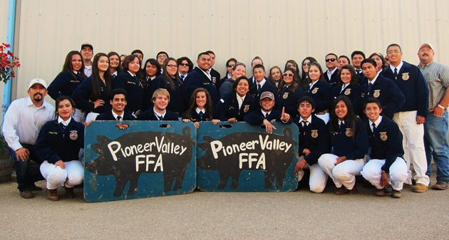 <p>The Pioneer Valley FFA team is among hundreds of Future Farmers of America members in the Santta Barbara Joint Union School District participating in this year&#8217;s Santa Barbara County Fair.</p>