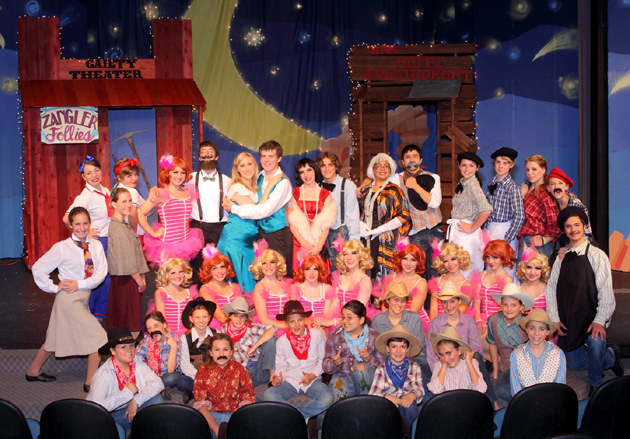 <p>Last summer, participants of the Arts Outreach Summer Youth Community Theater staged <em>Crazy for You</em>. This summer&#8217;s production, <em>Anything Goes</em>, runs July 31-Aug. 3.</p>