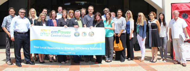 <p>emPower program partners gather for the Central Coast expansion kickoff.</p>