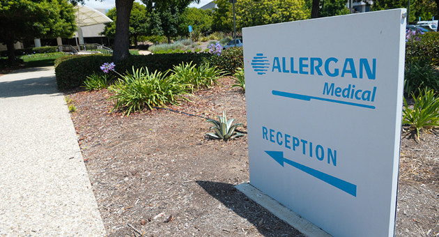 <p>Allergan on Monday announced plans to close its facility at 71 S. Los Carneros Road in Goleta, which is in the middle of the approved Village at Los Carneros residential development.</p>