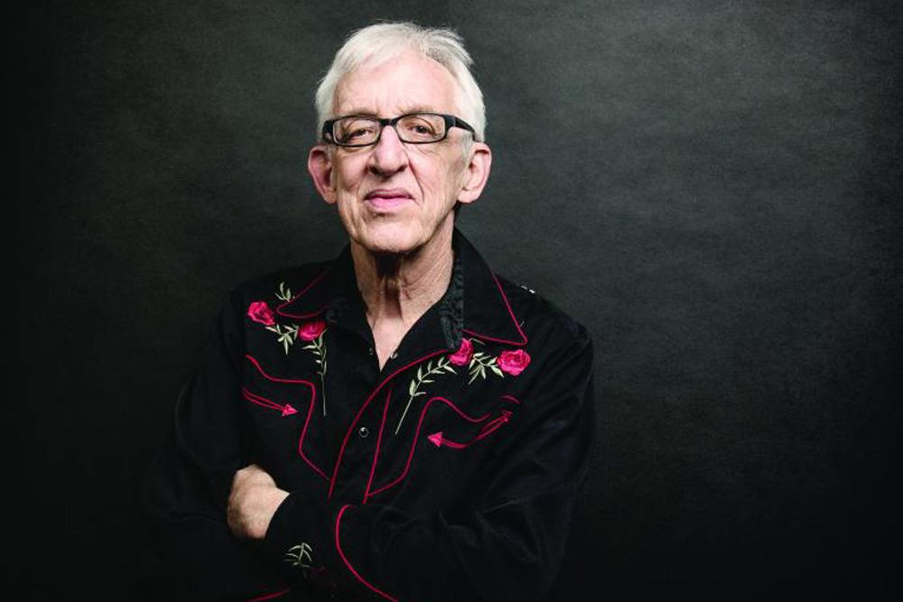 """Titan of the Telecaster"" Bill Kirchen will be joined by Texas country singer-songwriter Jimmie Dale Gilmore for a concert July 29 at the Lobero Theatre in Santa Barbara."