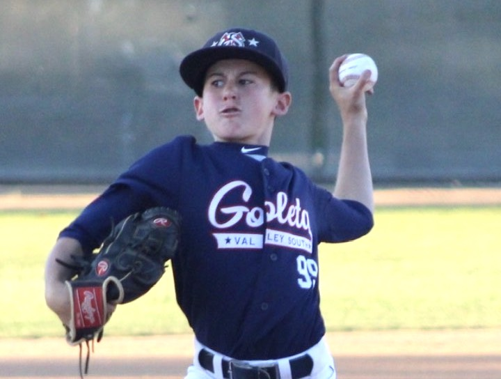 Goleta Valley South LL 11U All Stars Suffer First Loss of Postseason