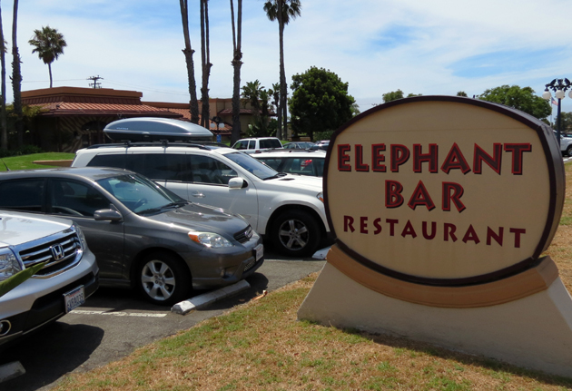 <p>The Elephant Bar Restaurant at 521 Firestone Road in Goleta will close for good Aug. 21 after 30 years in the same location.</p>