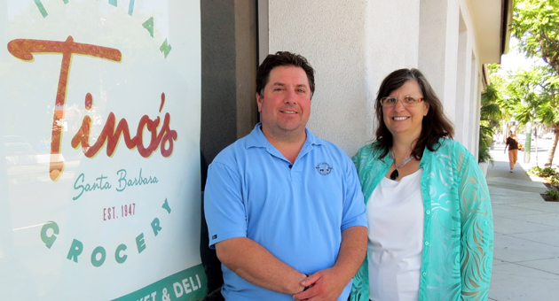 "<p>Elio Morinini and his sister, Deanna, will help carry on the sub sandwich legacy of their late uncle, Valentino ""Tino"" Ziliotto, when their new deli, Tino&#8217;s Italian Grocery, opens at the corner of Carrillo and De la Vina streets.</p>"