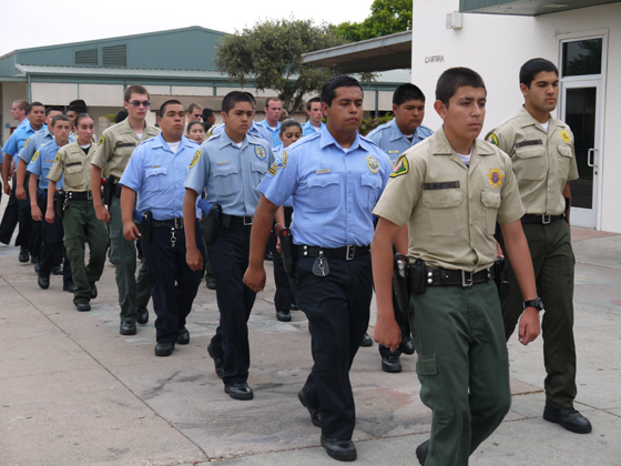<p>The Central Coast Law Enforcement Explorer Academy is a worksite-based program for young men and women who are interested in the fields of law, law enforcement or public safety.</p>