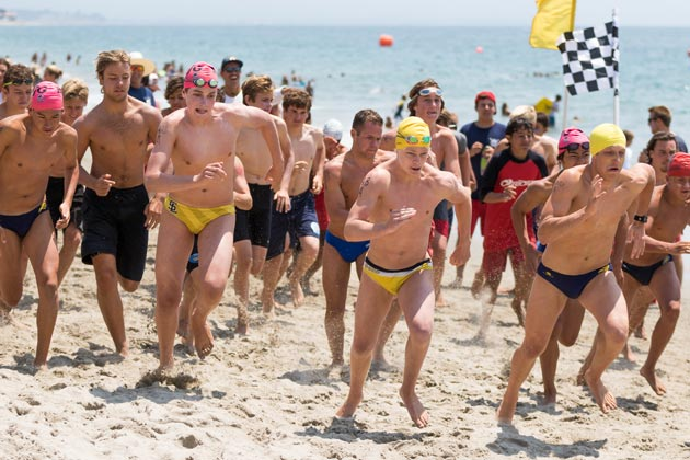 d96b777d0183 Hundreds of Junior Lifeguards Clash at Annual Fiesta Competition on Santa  Barbara s East Beach