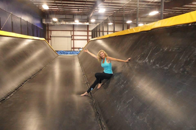 <p>Suzanne Wolfe Jewell is the vice president of operations and safety for Trampolines Unlimited Inc., a Santa Barbara-based manufacturer opening a Cloud 10 Jump Club this fall in a 18,800-square-foot space at 187 S. Turnpike Road.</p>