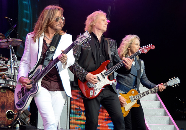 <p>Styx rocks the stage Sunday at the Santa Barbara Bowl as part of the Soundtrack of Summer tour with Foreigner and special guest Don Felder.</p>