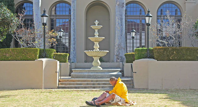<p>Santa Barbara city leaders and the Museum of Art want to make the Central Library&#8217;s entrance plaza more welcoming to the public.</p>