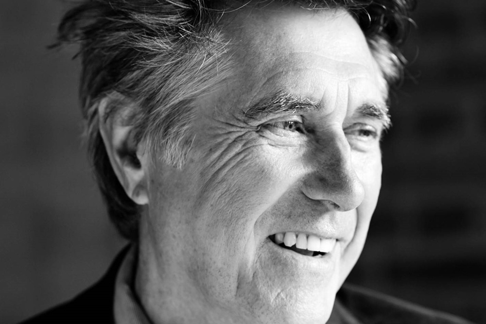 Bryan Ferry will bring the sounds of Roxy Music and his solo career to the Santa Barbara Bowl on Aug. 19.