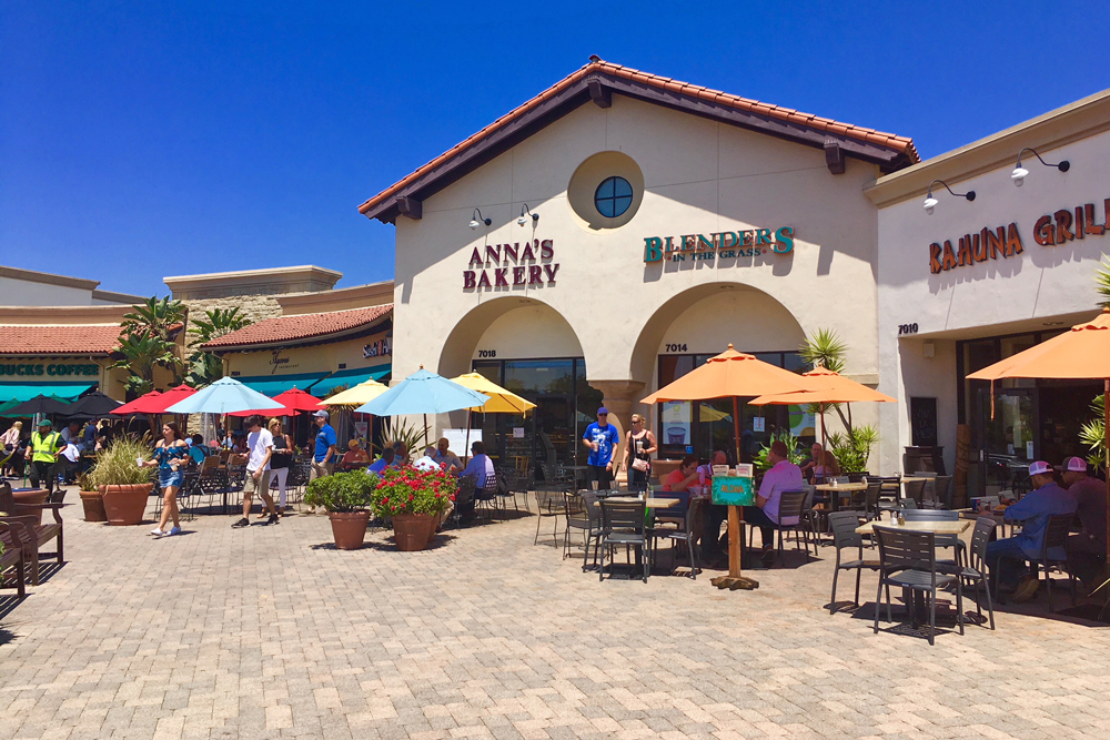 Target Benefit Hub >> Report Shows Camino Real Marketplace Solidifying Status As
