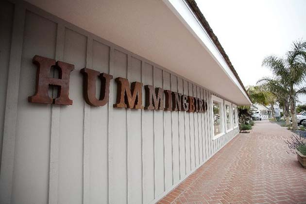 <p>Hummingbird opened three years ago at 3823 Santa Claus Lane in Carpinteria.</p>