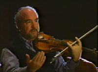 Violinist Glenn Dicterow will serve as Tuesday's Mosher guest artist for the Music Academy of the West.