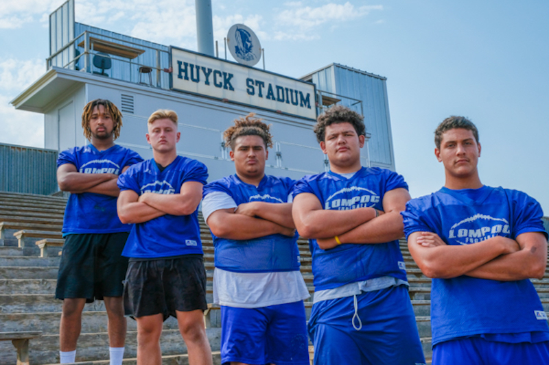Lompoc football 2018