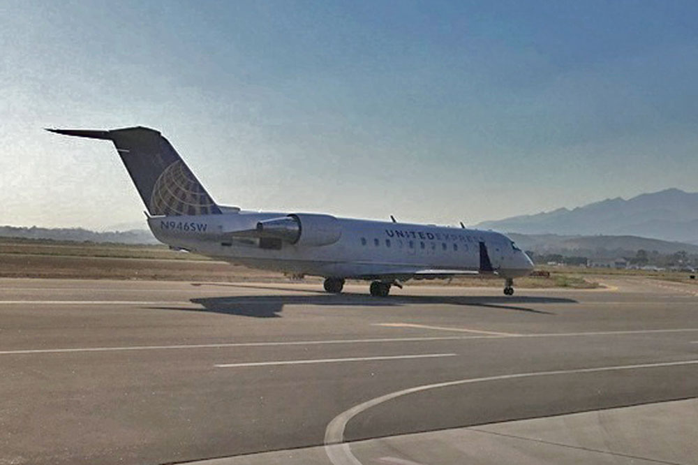 The Santa Barbara Municipal Airport plans to extend Airplane Taxiway H to improve safety as part of the the Airport's 20-Year-Master-Plan update.