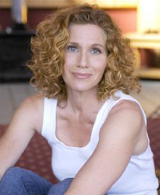 Gwynyth Walsh plays a woman who sees her life as a succession of foundation garments in Cups.