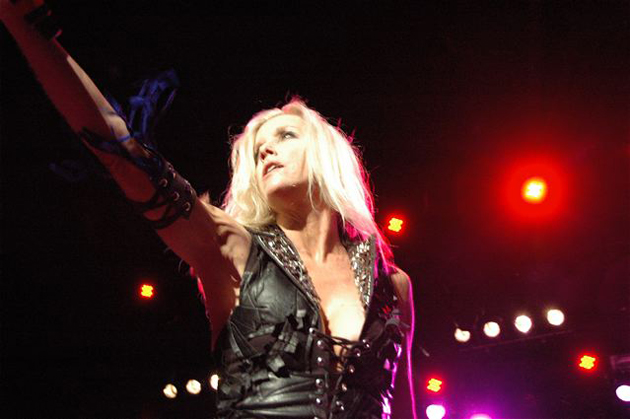 <p>Cherie Currie, the former lead singer for The Runaways, will be performing in San Luis Obispo on Sunday night.</p>