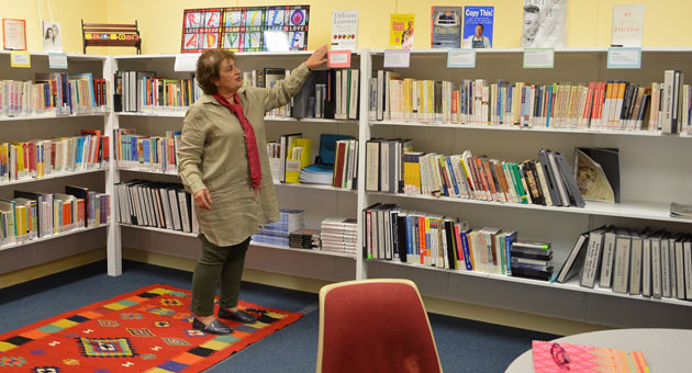<p>Parent and dyslexia awareness advocate Cherie Rae has helped get the Santa Barbara Unified School District&#8217;s new Parent Resource Center off the ground.</p>
