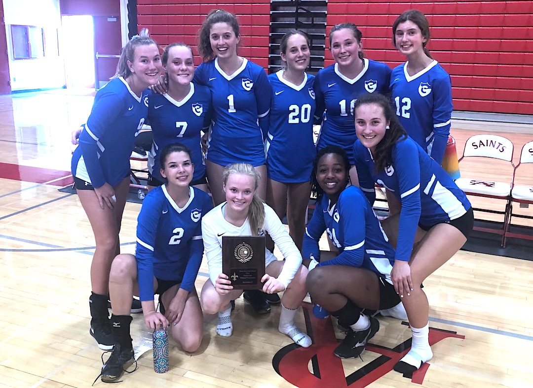 Cate Volleyball Takes Second Place at Santa Ana Tournament