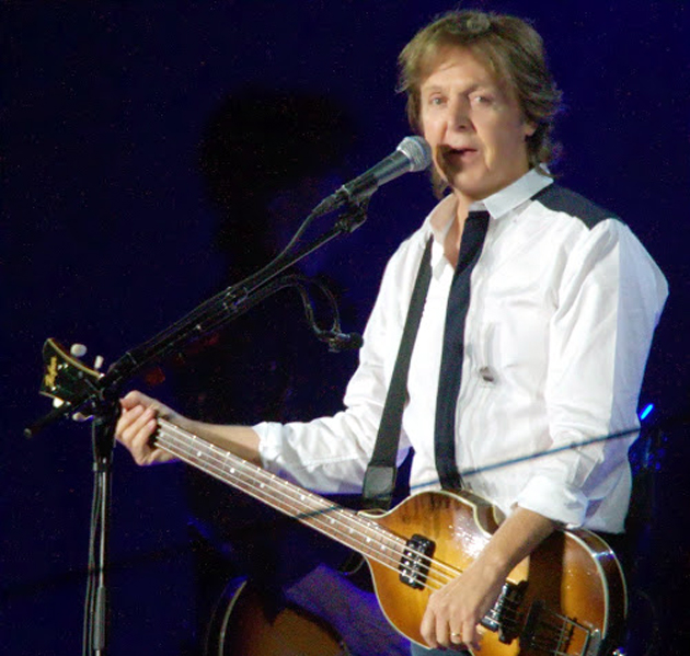 <p>Former Beatle Paul McCartney headlines the first day of the Outside Lands Music and Arts Festival.</p>