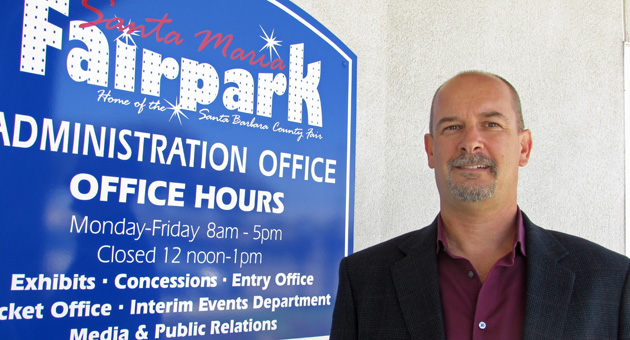 <p>Richard Persons has been chosen as the new chief executive officer of the Santa Maria Fairpark and will begin work Oct. 1.</p>