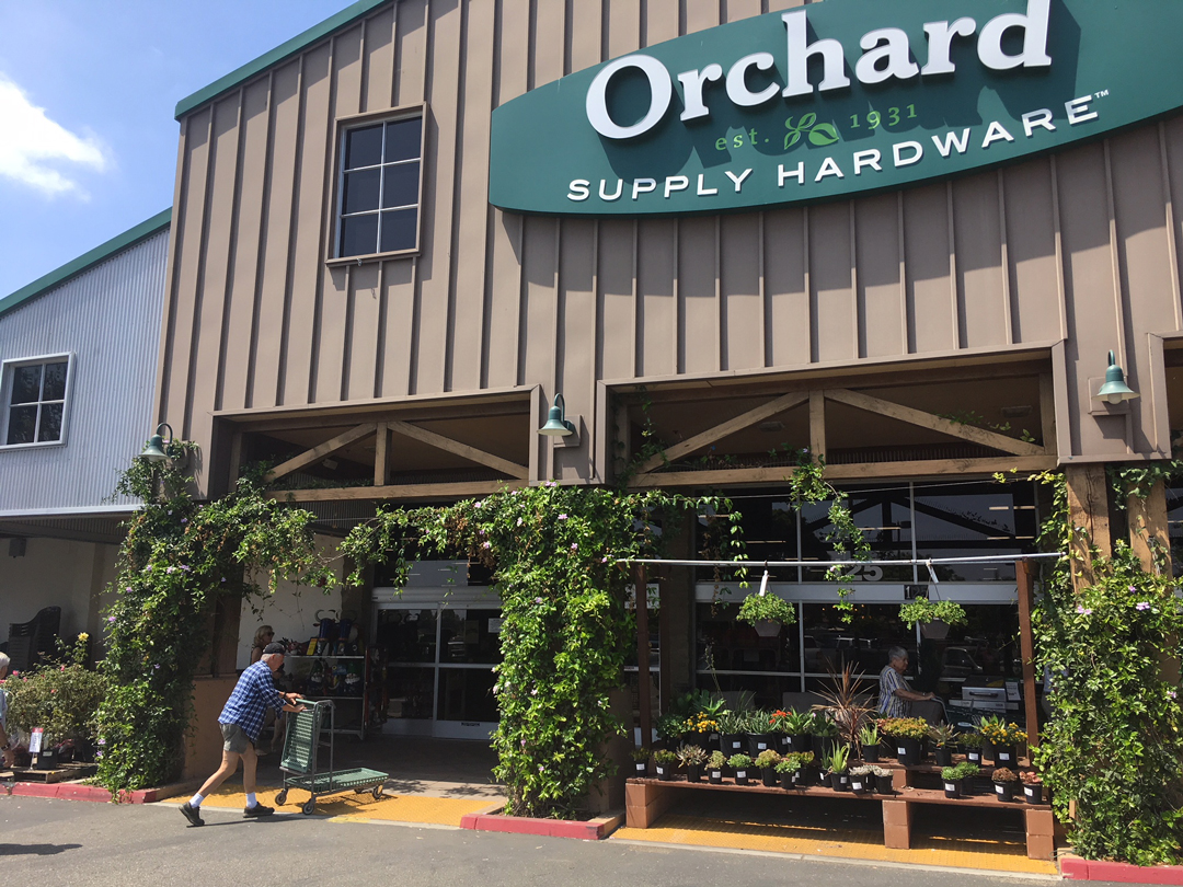 Orchard Supply Hardware To Close All Locations