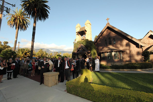 <p>Dr. Diana Butler Bass, a professor at Westmont College in the late 1980s, has led weekend of discussions on religion this summer at All Saints-by-the-Sea Episcopal Church in Montecito.</p>