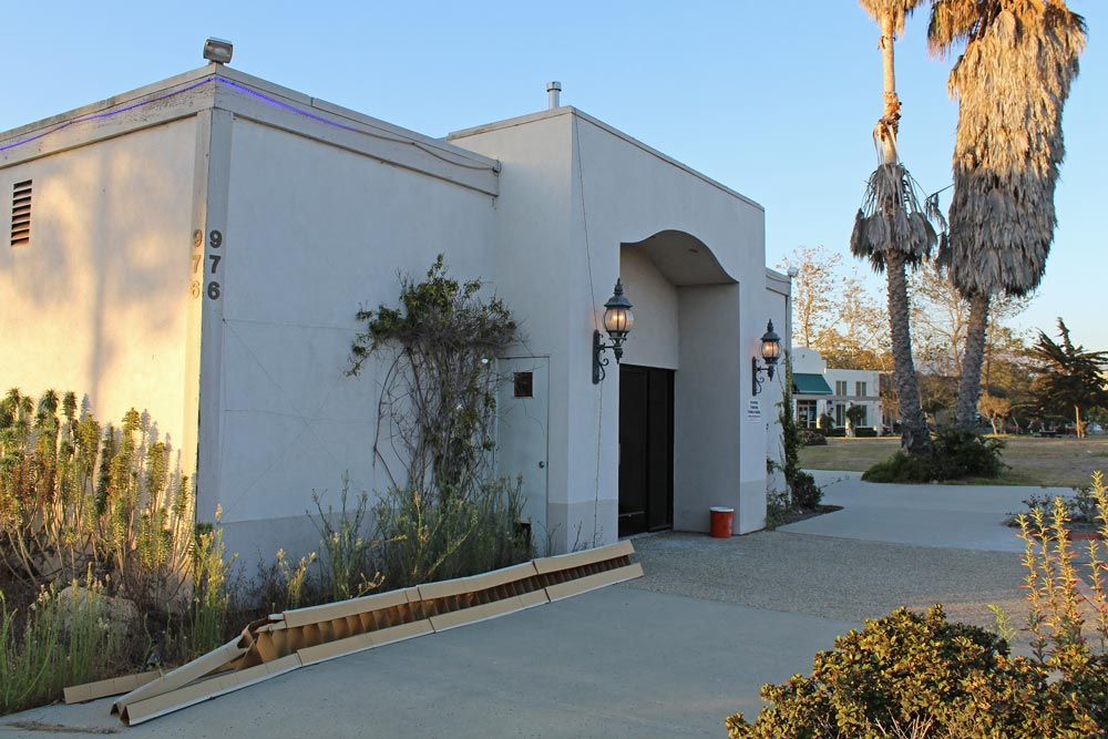 The County Planning Commission OK'd the plan to turn a former church building into an Isla Vista community center, so the next steps are a coastal development permit and remodeling work.