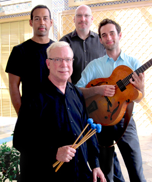 The New Gary Burton Quartet with Julian Lage, Scott Colley and Antonio Sanchez will perform at the Lobero Theatre on Oct. 11.