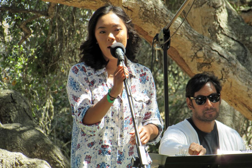 The Kaitlyn Chui Band performs Saturday at the two-day Santa Barbara County Local Fest at Ken Adam Park in Lompoc.