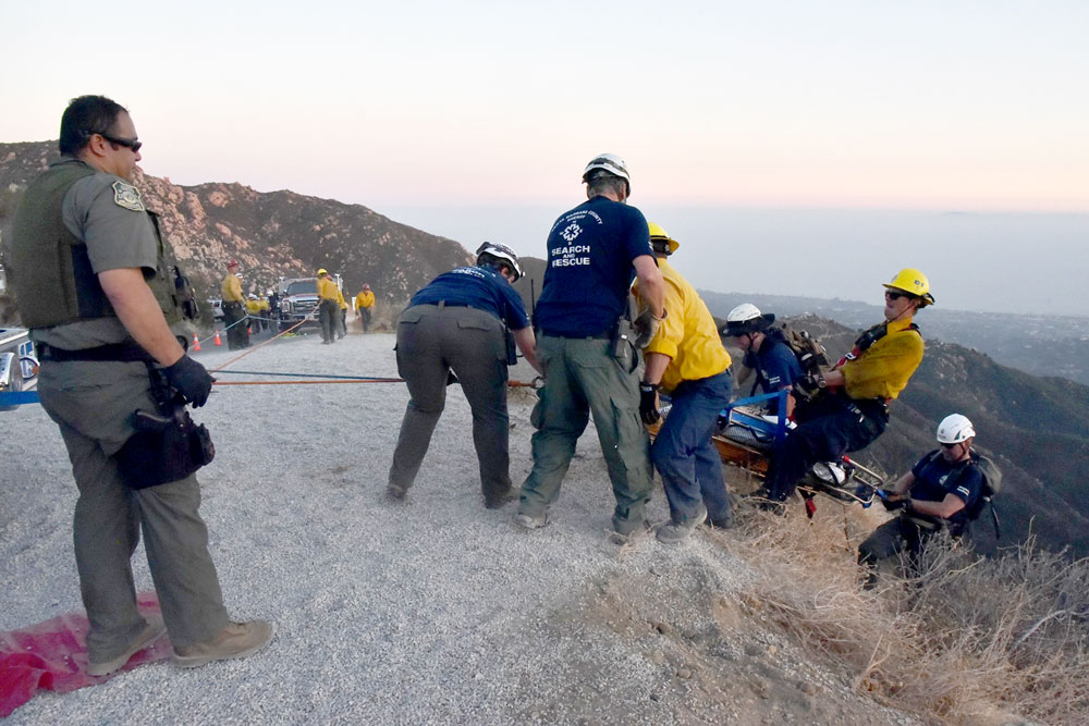 Bodies of 2 missing California men found at bottom of cliff