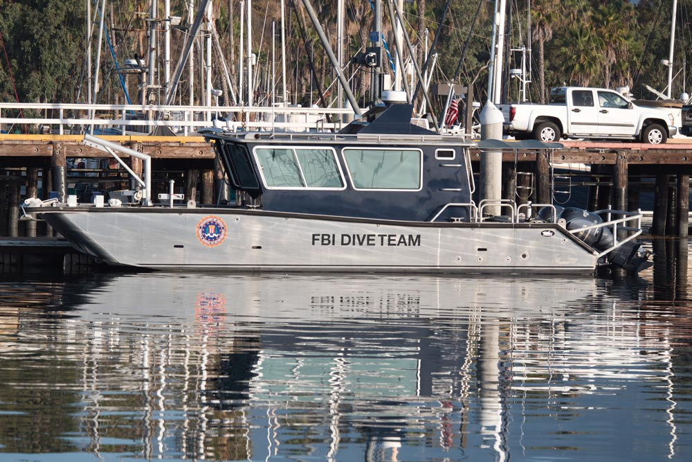 Divers recover body of last missing victim of California boat fire