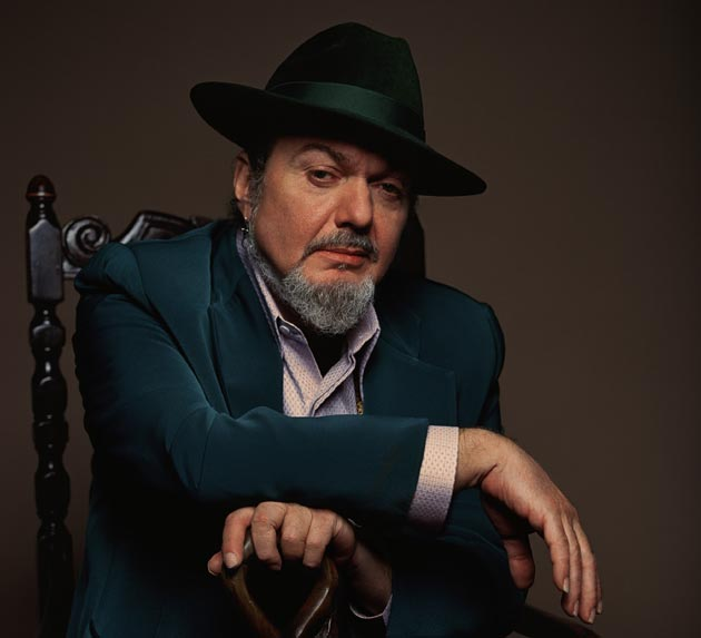 <p>Dr. John, who has released more than 30 albums, performed Friday night at the Granada Theatre.</p>
