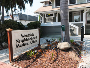 The Westside Neighborhood Clinic is one of three medical clinics operated by Santa Barbara Neighborhood Clinics on the South Coast. SBNC also runs a dental clinic on Santa Barbara's Eastside. (Lara Cooper / Noozhawk photo)