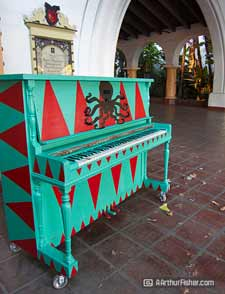 Pianos on State runs Oct. 2-24.