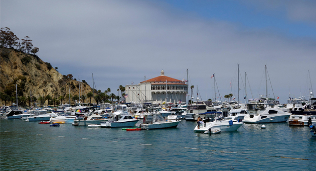 Santa Catalina Island oozes nostalgia, including its iconic Casino, which was never a gambling hall.