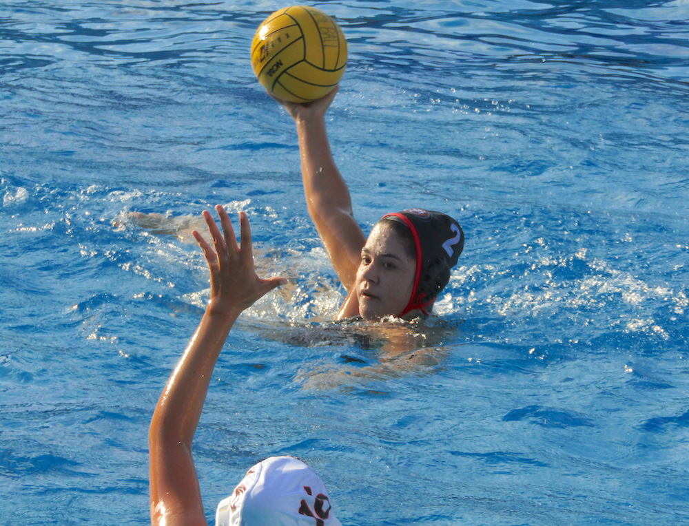 Tori Bray of SBCC scored a season-high four goals and had two assists and a steal in the Vaqueros' 15-12 victory.