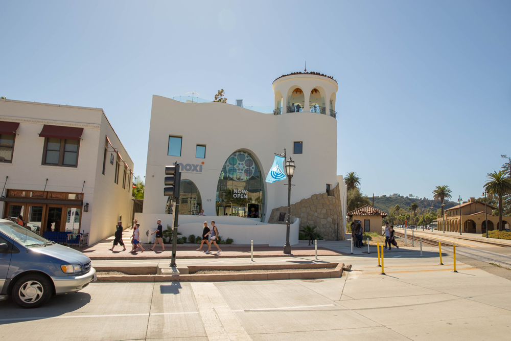 The Wolf Museum Of Exploration + Innovation at 125 State St. in Santa Barbara welcomed more than 175,000 visitors in its first year.