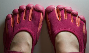 If experiencing joint pain while running, one thing to check is footwear.