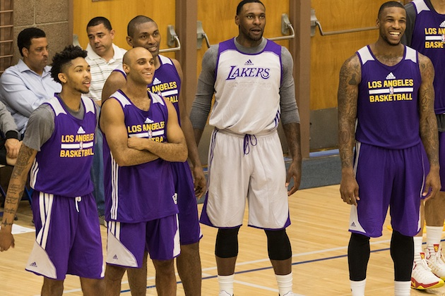 b43697b5749 Lakers Training Camp at UCSB is a Homecoming for Brian Shaw