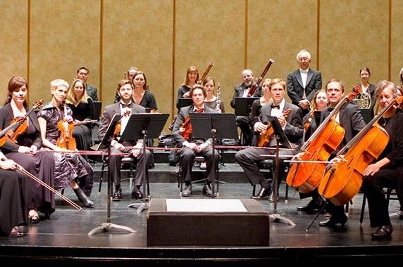 The Santa Barbara Chamber Orchestra has reached a level of musicality when anything they play becomes an event and an occasion.
