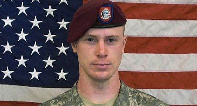 Army Sgt. Bowe Bergdahl disappeared from a U.S. military base in Afghanistan in 2009. (Army file photo)
